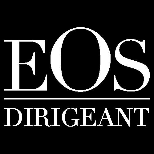 Logo EOS Dirigeant Blanc (500)